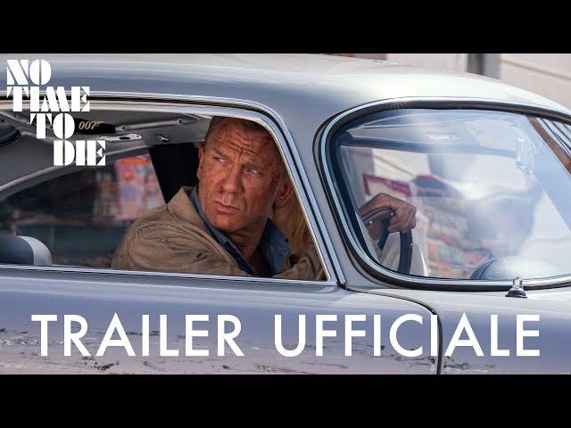 Anteprima Immagine Trailer No Time to Die, trailer italiano ufficiale di Bond 25