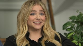 Chloe Grace Moretz on Louis C.K. and the #MeToo movement