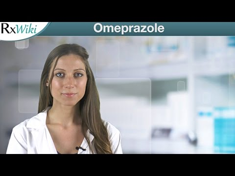 Omeprazole Treats Gastroesophageal Reflux Disease - Overview