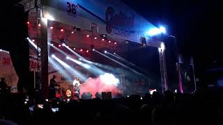 Hanin Dhiya cover Asal Kau Bahagia Armada - Live Performance magelang