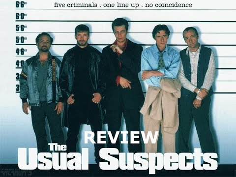 The Usual Suspects (1995) Review
