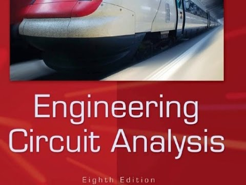 Solutions Manual for Engineering Circuit Analysis by William H Hayt Jr. – 8th Edition