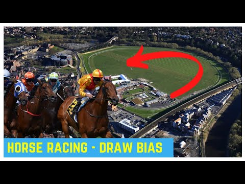 Understanding Draw Bias In Horse Racing