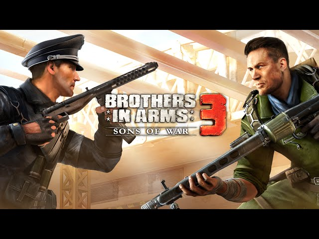 Brothers In Arms 3 - Multiplayer trailer