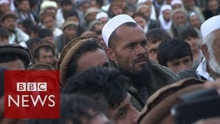 Afghanistan's most important elections - BBC News