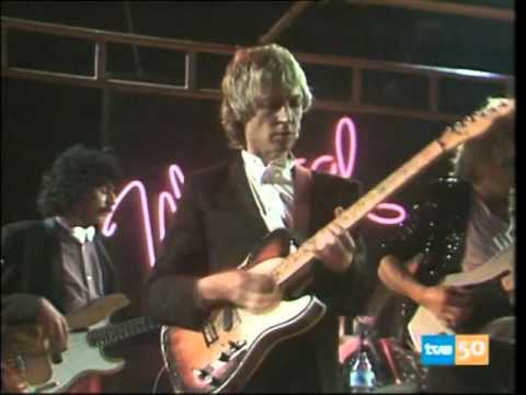 KEVIN AYERS & FRIENDS - Spain TV (1981)