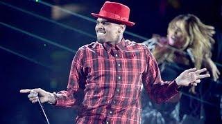 HE's BACKKKK! Chris Brown BET AWARDS 2014 Performance 'Loyal'