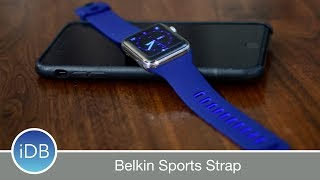 Learn More: http://amzn.to/2sJF0VEThe Belkin Sports Strap is a lightweight, flexible stylish band for Series 1 and Series 2 Apple Watches.~~Visit us at iDownloadBlog.com for more Apple news and videos!Download the free iDB app for the latest news! https://goo.gl/bY6OvS~~#Social:http://www.twitter.com/iDownloadBloghttp://www.facebook.com/iDownloadBloghttp://www.twitter.com/Andrew_OSU