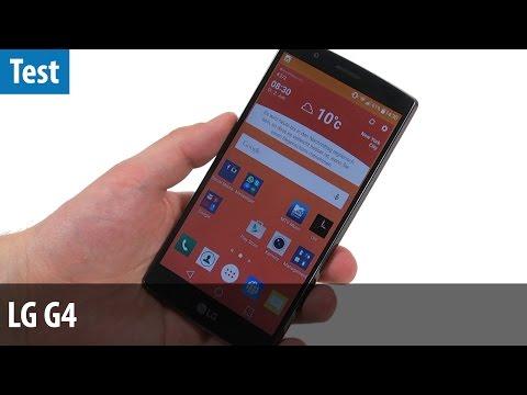 Mit Leder-Rückseite: LG G4 im PC-WELT-Test | deutsch / german