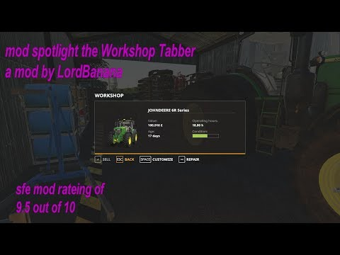 Workshop Tabber v1.0.0.0