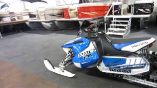8. 2013 POLARIS 600 SWITCHBACK PRO-R US822