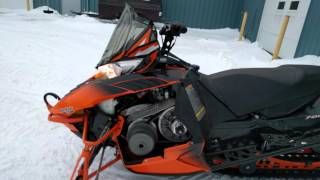 5. 2014 XF 7000 (Header, Muffler, Intake, PCV)