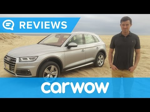 Audi Q5 SUV  2017/ 2018 review | Mat Watson Reviews