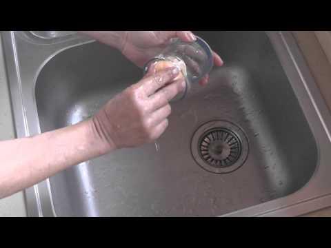 come sbucciare un uovo sodo in pochi secondi