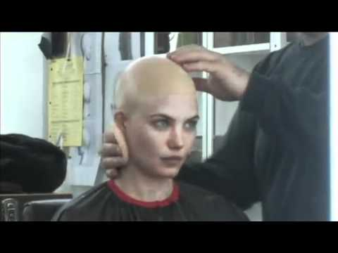 Delphine Chaneac's Splice Headshave
