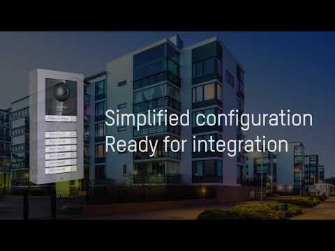 Introduction to Hikvision 2nd Generation Modular IP Video Intercom