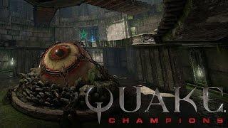 Видео к игре Quake Champions из публикации: Разработчики Quake Champions показали арену Ruins of Sarnath