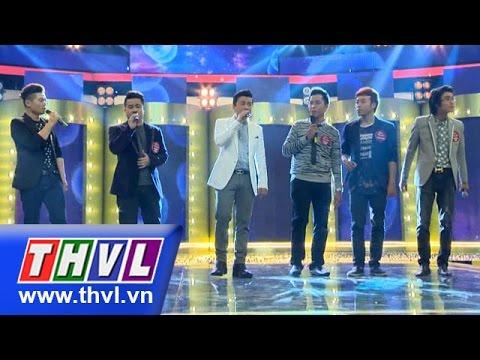 Cho bạn cho tôi - Lam Trường và 5 thí sinh - Ca sĩ giấu mặt Tập 9