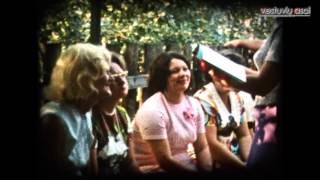 Vitalijos ir Romo Gelmanavičių vestuvių antroji diena (1976 m.)