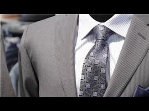 Men's Formal Fashion Advice : How Do I Match Shirts & Ties?