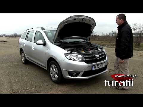 Dacia Logan MCV 1,5l dCi explicit video 1 of 2