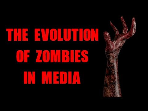 The Evolution Of Zombies In Media - A Short Documentary