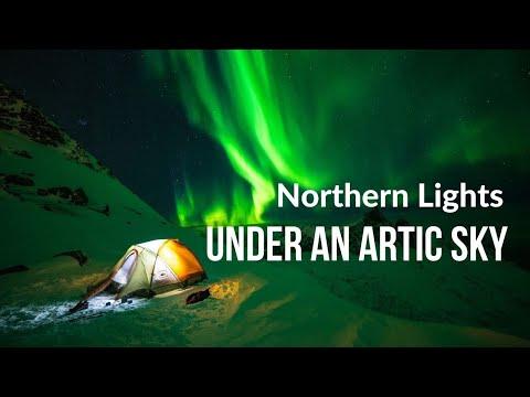 Northern Lights 4K | Drone & Timelapse