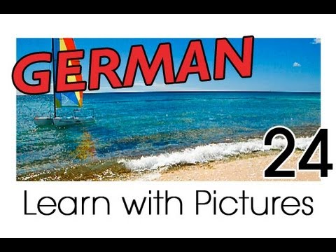 Learn German – German Summer Vocabulary
