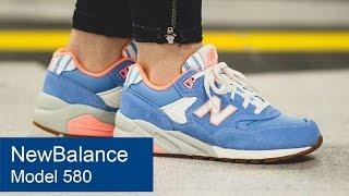 New Balance Model 580 - фото