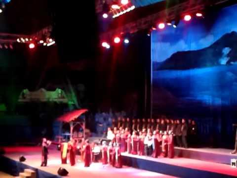 Hosiana CYC @ Opera Batak