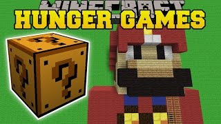 Minecraft: MINECRAFT YOUTUBERS ROOM HUNGER GAMES - Lucky Block Mod - Modded Mini-Game by PopularMMOs