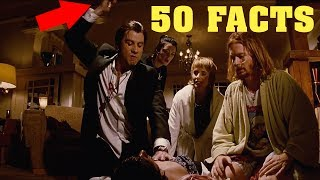 Video 50 Facts You Didn't Know About Pulp Fiction MP3, 3GP, MP4, WEBM, AVI, FLV Agustus 2019