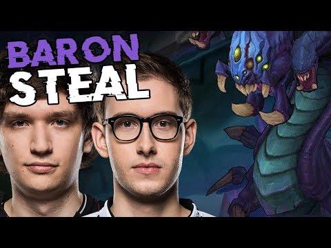 Pha cướp Baron không tưởng của Rengar