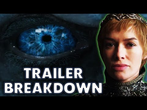 Game of Thrones Season 7 Trailer Breakdown! Everything you missed! New Episode Footage Explained!