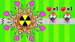 TACK SHOOTER *ONLY* Versus CHALLENGE (Bloons TD Battles)