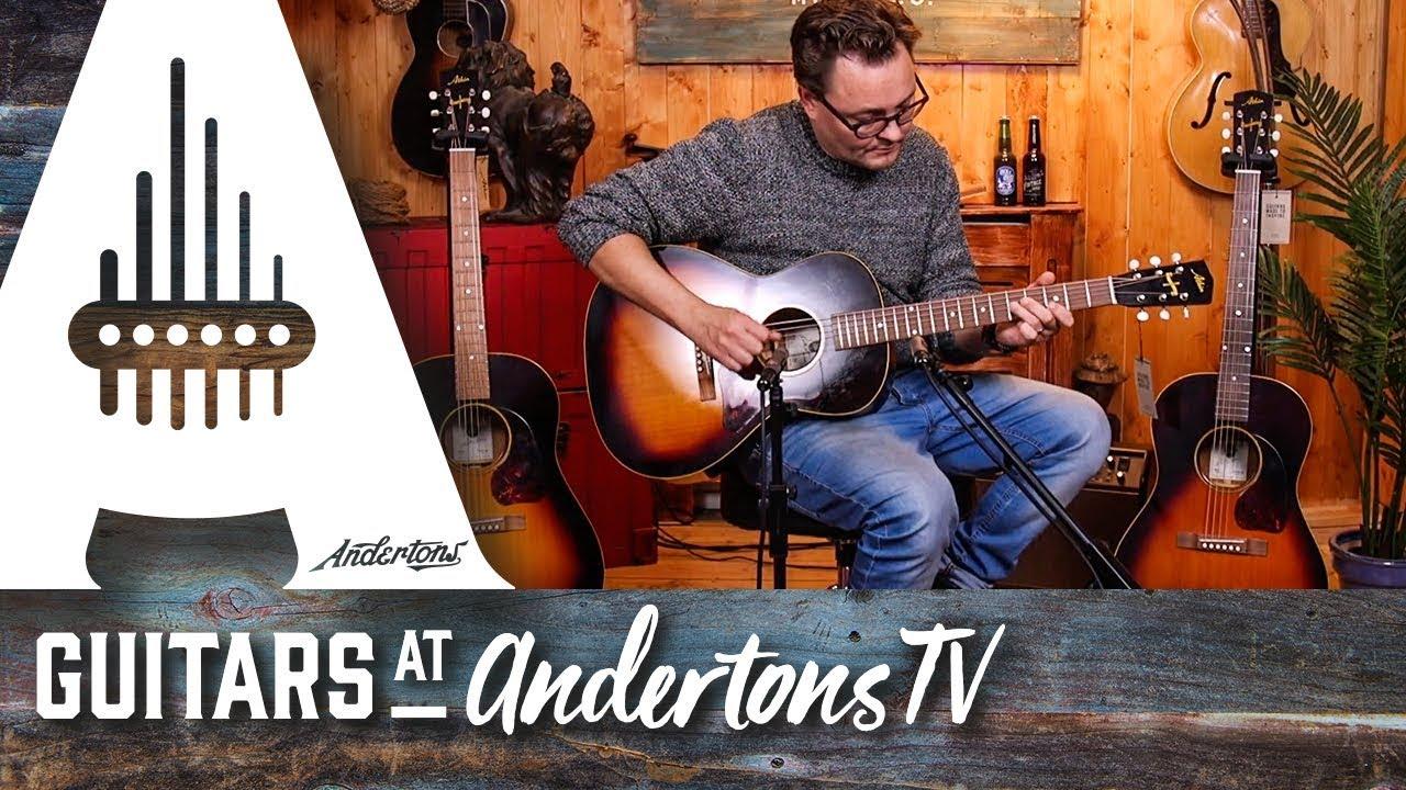 Atkin Thirty Six Acoustic Guitar