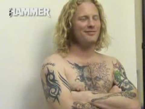 Corey Taylor´s Tattoo. Corey Taylor (Slipknot/Stone Sour) sorry guys I have