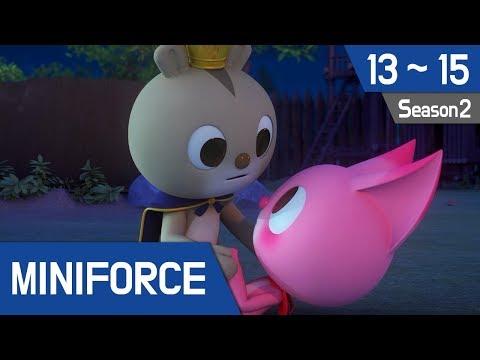 Miniforce Season 2 Ep 13~15