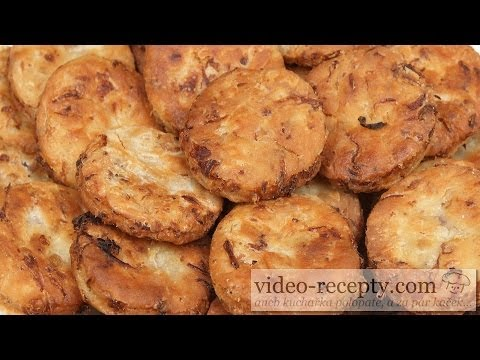 Cabbage Fritters - Video Recipe
