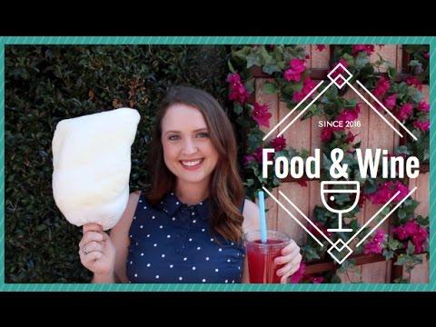 Disney California Adventure  | Food & Wine Festival 2017