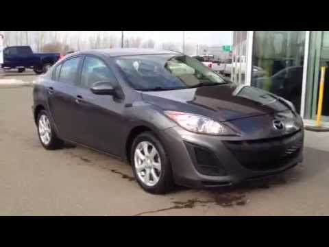 Pre Owned 2011 Mazda 3 GS for sale in Medicine Hat