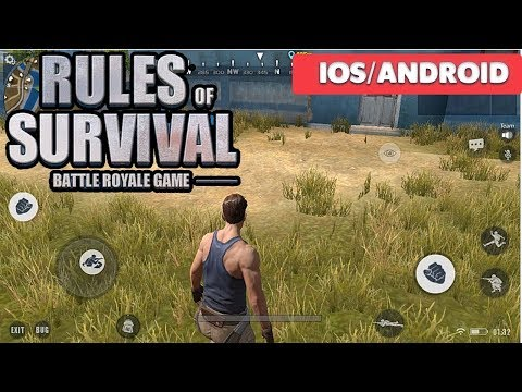 Download RULES OF SURVIVAL - iOS / ANDROID GAMEPLAY HD Mp4 3GP Video and MP3