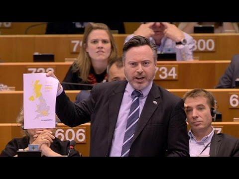 Brexit: Η συγκινητική έκκληση Σκωτσέζου ευρωβουλευτή