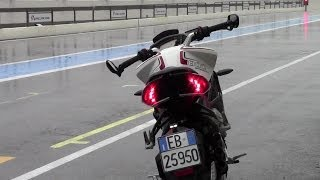9. 2014 MV Agusta Brutale 800 Dragster launch teaser