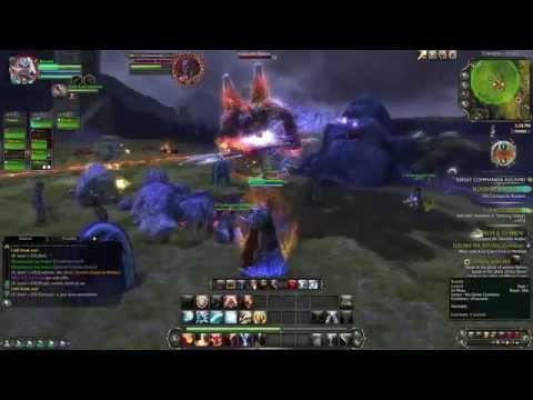 Rift gameplay. CRAZY WORLD BOSS ATTACK!!