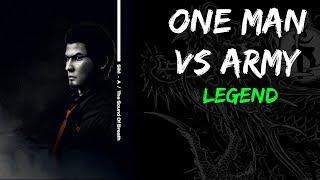Download Video Ryu Ga Gotoku Kiwami 2 - One Man VS Army + 3 Amons (LEGEND) MP3 3GP MP4