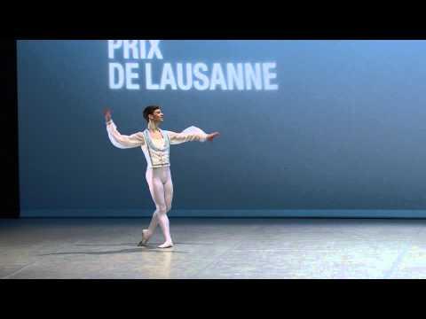 Austen Acevedo -  2015 Prix de Lausanne Finalist - Classical variation