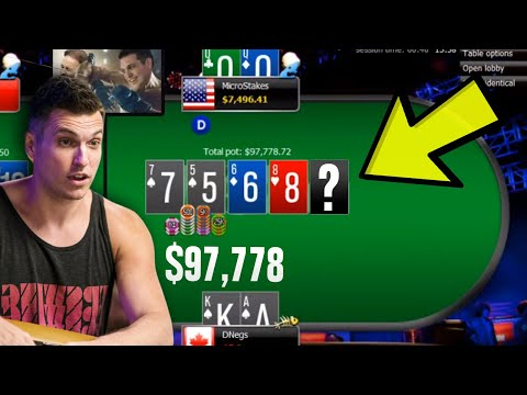 He Had WHAT?! ($200/$400 vs Daniel Negreanu)