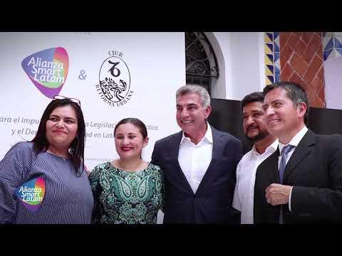 Tony Gali y CJUR internacional impulsan el derecho a la ciudad