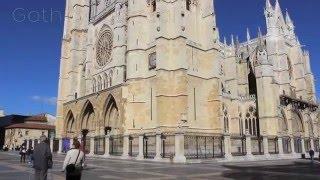 Leon Spain  city pictures gallery : Walking Tour through León, Spain
